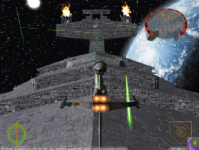 Foto Star Wars Rebel Strike Rogue Squadron II (Seminovo) Game Cube