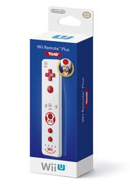 Foto Controle Remote Motion Plus Wii U - Toad
