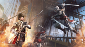 Foto Assassins Creed IV: Black Flag (Seminovo) Wii U