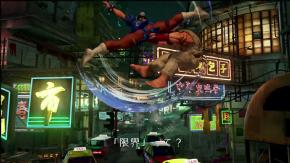 Foto Street Fighter V (Seminovo) PS4