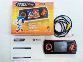 Foto Sega Mega Drive Genesis Portátil 20 Jogos Memoria (Seminovo)