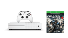 Foto Microsoft XBOX ONE S 500GB Bundle Gears Of War 4