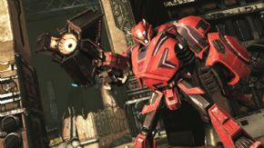 Foto Transformers: Fall of Cybertron XBOX360