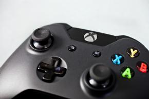 Foto Controle Xbox One + Cabo para PC Original XBOX ONE (Seminovo)