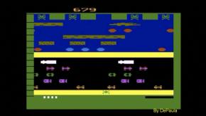 Foto Frogger (Seminovo) Atari