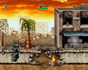 Foto Special GT Forces Back To Hell (Seminovo) GameBoy Advance