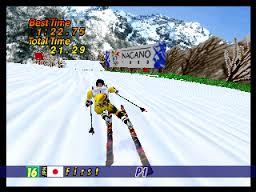 Foto Nagano 98 (Seminovo) Nintendo 64