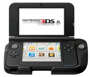 Foto Circle Pad 3DS XL