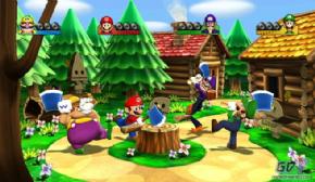 Foto Mario Party 7 (Seminovo) GameCube