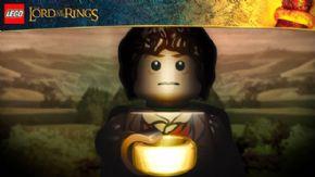 Foto LEGO Senhor do Aneis PS3