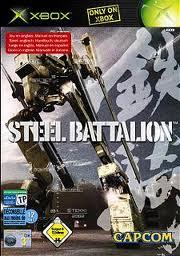 Foto Steel Battalion XBOX