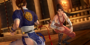 Foto Dead or Alive 5 Last Round PS4 - Seminovo