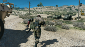 Foto Metal Gear Solid V: The Phantom Pain PS4