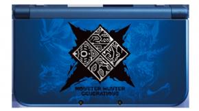 Foto New Nintendo 3DS XL Bundle Monster Hunter + 3 Anos de Garantia ZG! (Seminovo)