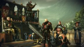 Foto Witcher 2: Assassins of Kings Enhanced Edition XBOX360
