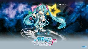 Foto Hatsune Miku: Project DIVA F2 PS3