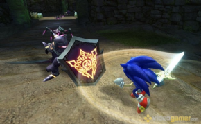 Foto Sonic and The Black Knight Wii