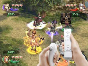 Foto Final Fantasy Fables: Crystal Bearers  Wii