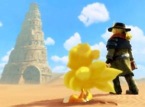 Foto Final Fantasy Fables: Chocobos Dungeon (Seminovo) Wii