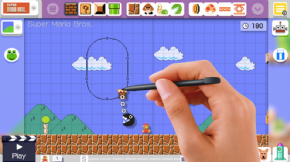 Foto Super Mario Maker (Seminovo) Wii U