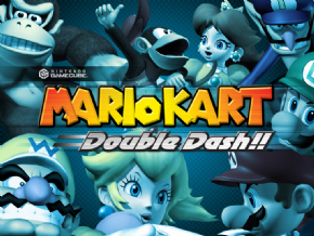Foto Mario Kart Double Dash (Seminovo) Game Cube