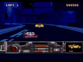 Foto Mega Race (Seminovo) Sega CD