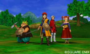 Foto Dragon Quest VIII: Journey of the Cursed King 3DS