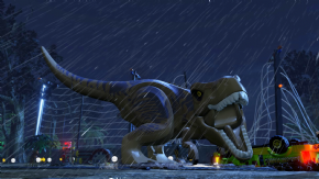 Foto LEGO Jurassic World (Seminovo) XBOX 360