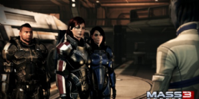 Foto Mass Effect Trilogy (Seminovo) PS3