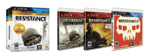 Foto Resistance Collection PS3 (Seminovo)