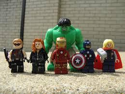 Foto LEGO Marvel Vingadores PS4