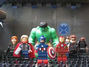 Foto LEGO Marvel Vingadores XBOX 360
