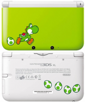 Foto Nintendo 3DS XL - Yoshis Egg Limited Edition