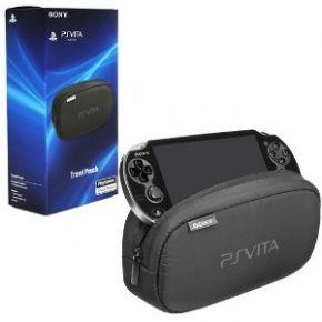 Foto Sony PlayStation Vita Bolsa de Viagem