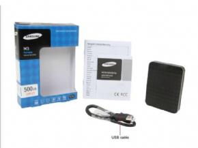 Foto HD Externa Samsung USB 3.0 1TB