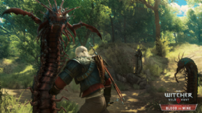 Foto The Witcher 3 Wild Hunt Blood & Wine - Pacote De Expansão PS4 - Seminovo