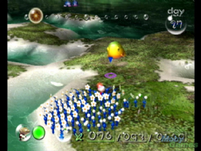 Foto Pikmin 2 (Seminovo) Game Cube