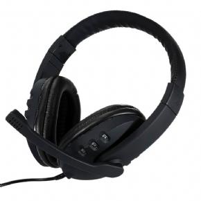 Foto Fone Ouvido Headset Gamer 7.1 Usb Microfone Pc Ps3 Ps4