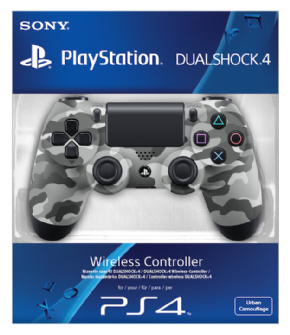 Foto Controle Sony Playstation 4 - Dual Shock 4 - Camouflage