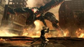 Foto Metal Gear Rising Revengeance PT BR PS3