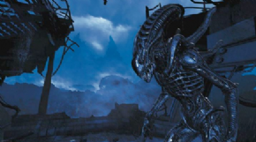 Foto Aliens Colonial Marines XBOX 360 - Seminovo
