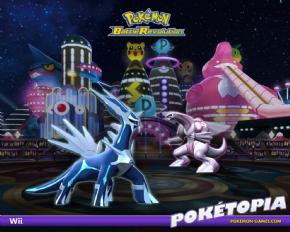Foto Pokemon Battle Revolution (Seminovo) Wii