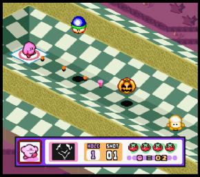 Foto Kirbys Dream Course (Seminovo) Super Nintendo