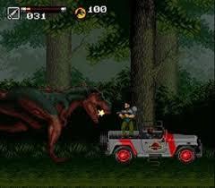 Foto Jurassic Park 2 (Seminovo) Super Nintendo