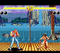 Foto Fatal fury 2 (Seminovo) Super Nintendo