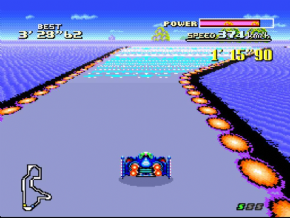 Foto F-Zero Players Choice (Seminovo) Super Nintendo