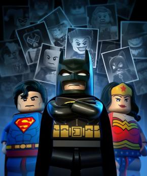 Foto LEGO Batman 2: DC Super Heroes (Seminovo) Wii U