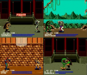 Foto Fighting Master (Seminovo) Mega Drive