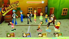 Foto Chaves (Seminovo) Wii