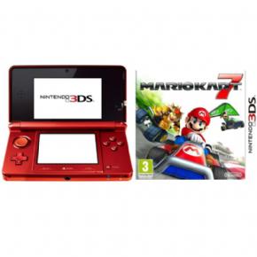 Foto Nintendo 3DS Mario 3D Land Bundle + 3 Anos de Garantia ZG!